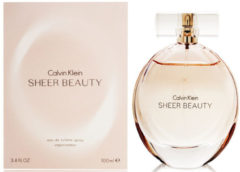 Calvin Klein Sheer Beauty 100 ml - Eau de toilette - Damesparfum