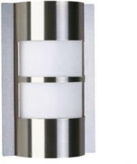 Albert Rvs wandlamp Rondo design Albert-Leuchten 696109