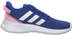 Rosa Sneaker Cloudfoam Racer TR mit cloudfoam-Dämpfung DB1861 Adidas Neo hi-res blue s18/ftwr white/light pink