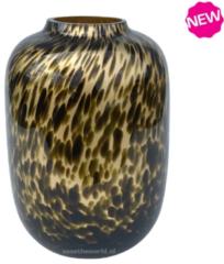 Gouden Vase The World Gold Cheetah vaas Artic | Small