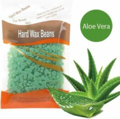 DW4Trading® Hard wax beans 100 gr ontharen harsen lichaam gezicht spatels Aloë Vera