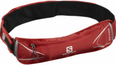 Donkerrode Salomon Agile 250 Running Belt Set - Heuptassen