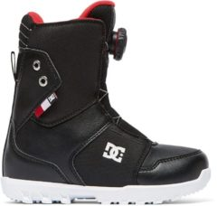 DC Scout Youth Boa Snowboard Boots - Schwarz