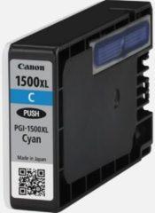 Canon PGI-1500XL C - hoog rendement - cyaan - origineel - inkttank (9193B004)
