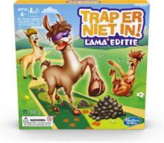 Groene Hasbro behendigheidsspel Trap Er Niet In! Llama Parade
