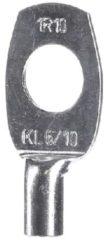 Klauke 1R/10 o.S. - Rohrkabelschuh 6qmm 1R/10 o.S., Aktionspreis