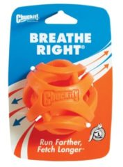 Chuckit breathe right fetch bal oranje