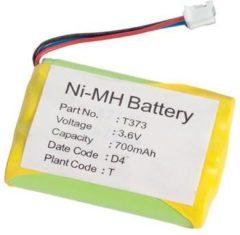GP batterijen GP Batteries 220373C1 70AAAH3BMXZ T373 Accu voor draadloze telefoon Geschikt voor merk: Bang & Olufsen NiMH 3.6 V 700 mAh