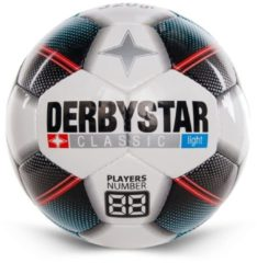 Derbystar Classic Light - 320gr Voetbal - Multi Kleuren - Maat 3