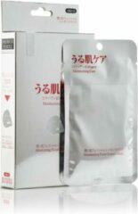 Witte Mitomo Japan Mitomo™ Collageen Gezichtsmasker - Anti Aging Face Mask - Gezichtsverzorging Masker