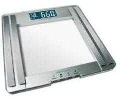 Zilveren Weegschaal met lichaamsanalyse-functie, Medisana, 'PSM'