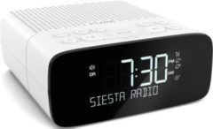 Pure Siesta S2 Digital- und UKW-Radio mit CrystalVue-Display - Weiß