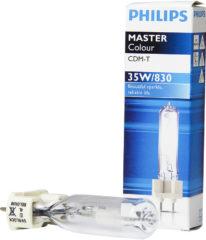 Philips Lighting Keramiek-metaalhalogeendamp-ontladingslamp-lamp 103 mm 88 V G12 39 W Warm-wit Energielabel: A (A++ - E) Staaf 1 stuks