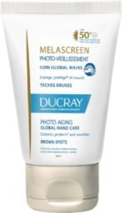 Ducray Melascreen Photo-aging Global Hand Care Spf50+ 50 ml