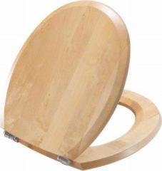 Pressalit Selandia 522 toiletzitting met deksel massief hout, berken