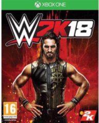 2K Games WWE 2K18 (+ Pre-order Bonus)