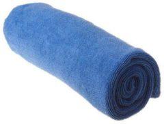 Blauwe Sea to Summit Tek Towel Reishanddoek - S - 40x80cm - Cobalt