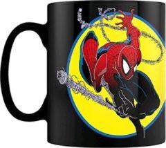 Witte MARVEL - Mug Heat Change 315 ml - Comics - Spider-Man Iconic Issue