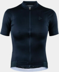 Craft Essence Jersey Fietsshirt Dames Donkerblauw