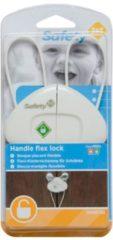 Witte Safety 1st - Flexibele Kastdeurklem - Wit