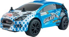 Ninco RC X Rally Galaxy Auto 1:30 Blauw/Wit