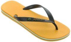 Groene Ipanema Classic Brasil Heren Slippers - Yellow/green - Maat 41/42