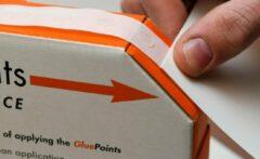 KAAN-GluePoints Lijm dots - 10 mm rond - afneembaar - 5000 dots