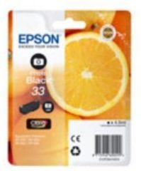 Epson Oranges C13T33414010 inktcartridge Origineel Foto zwart 1 stuk(s)