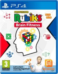Professor Rubik's - Brain fitness (PlayStation 4)