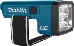 "Blauwe ""Makita zaklamp """"led"""" (bdf343, bdf445, bhp343)"""