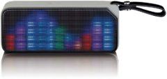 Lenco Bluetooth Stereolautsprecher mit Partylicht »BT-191 light«
