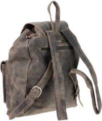 Antik Rucksack Leder 36 cm Harold's natur