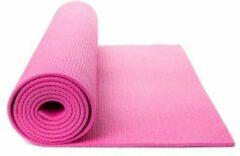 Orange85 Yoga mat - Fitness Mat - Sportmat - Sporten - Zacht - Schuim - 3 mm dik - Roze