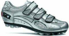 Sidi Giau Mountainbikeschoenen Steel Zilver - Maat 42.5