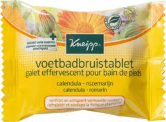 Kneipp Voetbadbruistablet Calendula - 12x 80 gr - Voordeelverpakking