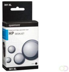 Inkcartridge Quantore HP CH563EE 301XL zwart