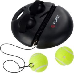 Pure2Improve Tennis Trainer zwart P2I100180