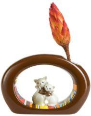 African Kitty - Vase Kitty de luxe Goebel Bunt