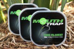 Groene Korda Mouth Trap - Onderlijnmateriaal - 9 kg - Groen