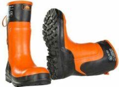 Oranje Sioen Zaaglaars SIP Forestproof 3SC1 veiligheidsklasse 3 - Maat: Maat 42