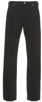 Afbeelding van Zwarte Straight Jeans Levis 501 LEVIS ORIGINAL FIT