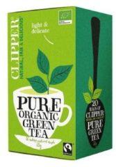 Clipper groen tea bio 20 Stuks