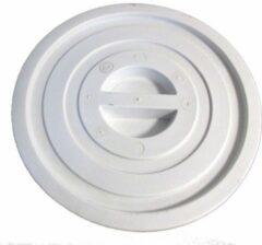 Witte Professionele Deksel Voor Afvalbak 7483.0025 | Combisteel | 7483.0027 | Horeca