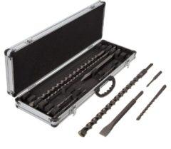 Makita Accessoires D-21191 SDS-Plus 10 delige Beitel- en borenset in koffer