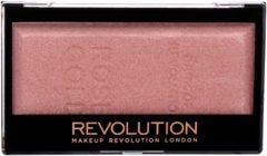 Goudkleurige Makeup Revolution Ingot Highlighter - Rose Gold