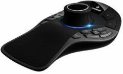 3Dconnexion SpaceMouse Pro USB 3D-muis Kabelgebonden Zwart