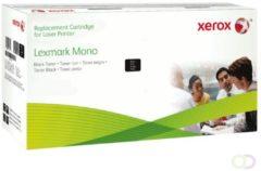 Xerox Zwarte toner cartridge. Gelijk aan Lexmark X340H22G