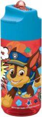 Nickelodeon Drinkfles Paw Patrol 430 Ml Junior Tritan Rood/blauw
