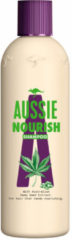Aussie Hair Nourish Hemp Shampoo 300ml