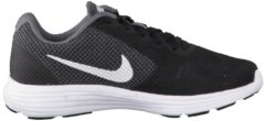 Laufschuhe Revolution 3 819302-001 Nike Dark Grey/White-Black